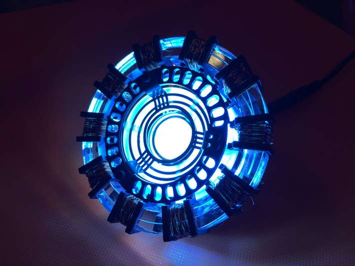 DIY Arc Reactor Kit Review